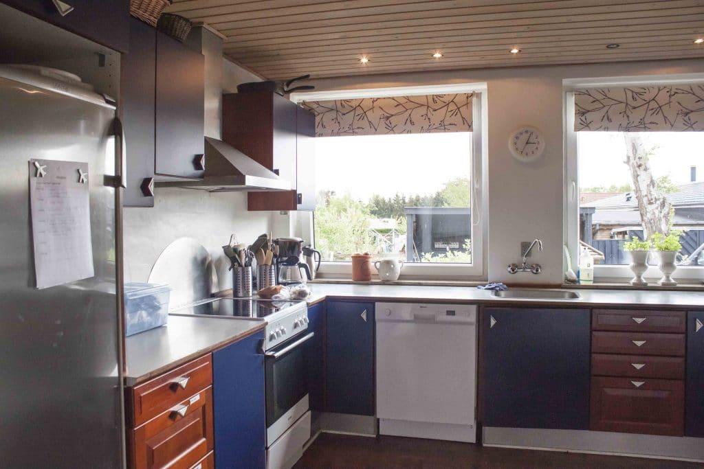 Køkken rum